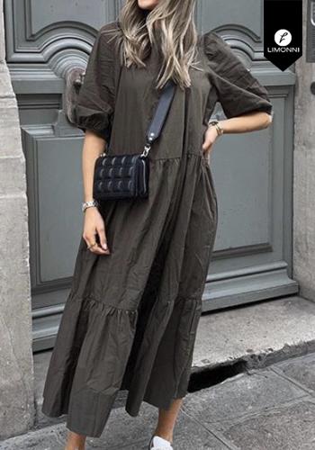 Vestidos para mujer Limonni Visionary LI3062 Maxidress