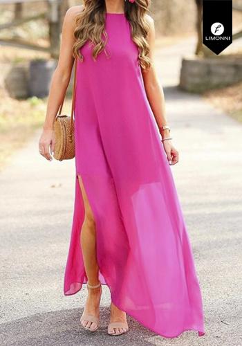 Vestidos para mujer Limonni Visionary LI3066 Maxidress
