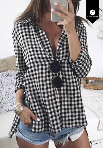 Blusas para mujer Limonni Visionary LI3072 Camiseras