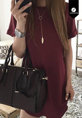Vestidos para mujer Limonni Visionary LI3073 Cortos Casuales