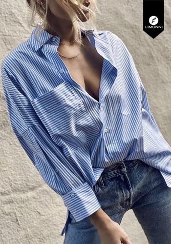 Blusas para mujer Limonni Visionary LI3075 Camiseras