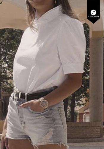 Blusas para mujer Limonni Visionary LI3076 Casuales