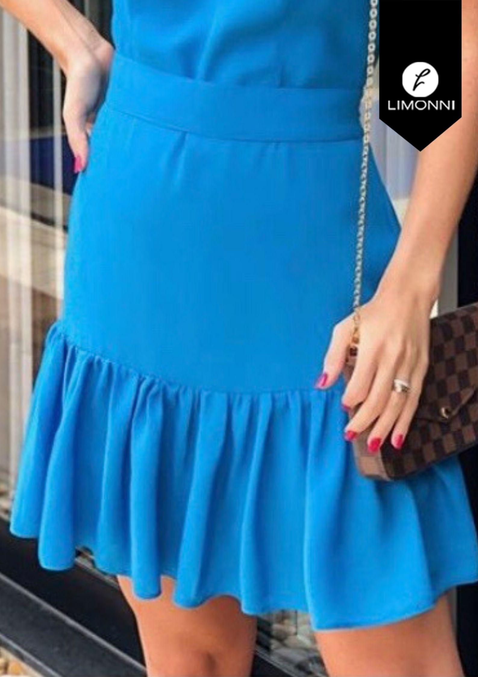 Faldas para mujer Limonni Visionary LI3078 Cortos Casuales