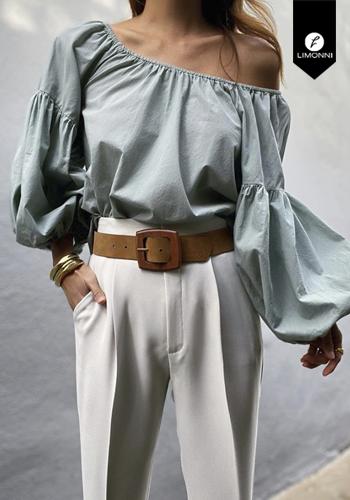 Blusas para mujer Limonni Visionary LI3082 Casuales