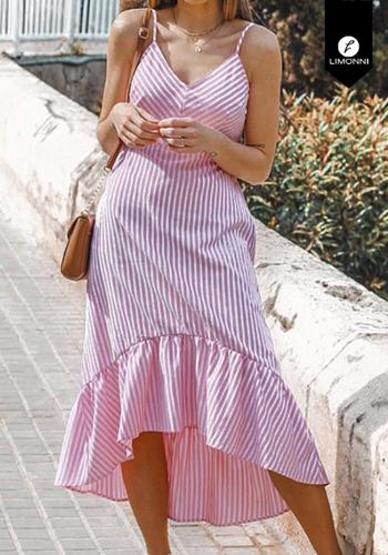 Vestidos para mujer Limonni Visionary LI3083 Maxidress