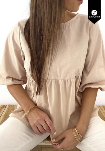 Blusas para mujer Limonni Visionary LI3086 Casuales