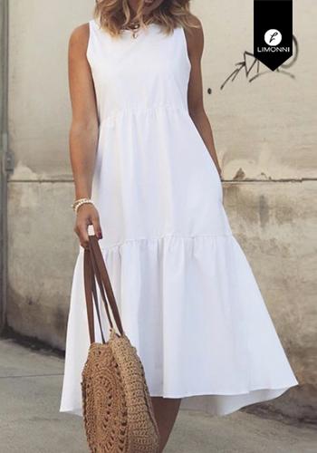 Vestidos para mujer Limonni Visionary LI3090 Maxidress