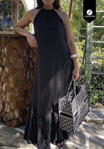 Vestidos para mujer Limonni Visionary LI3097 Maxidress