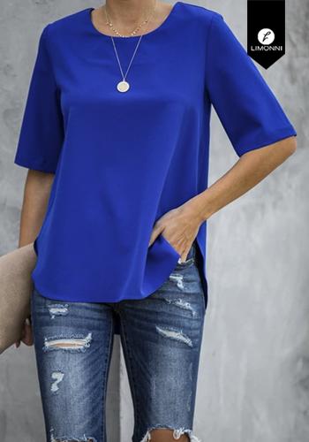 Blusas para mujer Limonni Visionary LI3100 Casuales