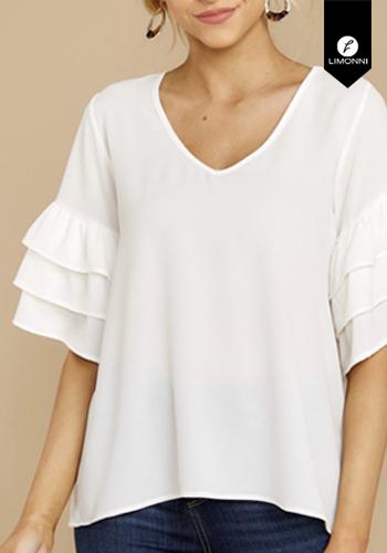 Blusas para mujer Limonni Visionary LI3101 Casuales
