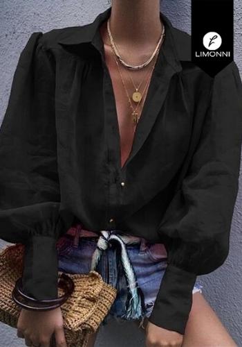 Blusas para mujer Limonni Visionary LI3119 Camiseras