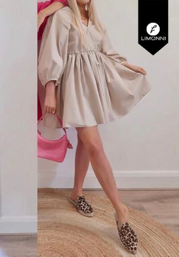 Vestidos para mujer Limonni Visionary LI3121 Cortos Casuales