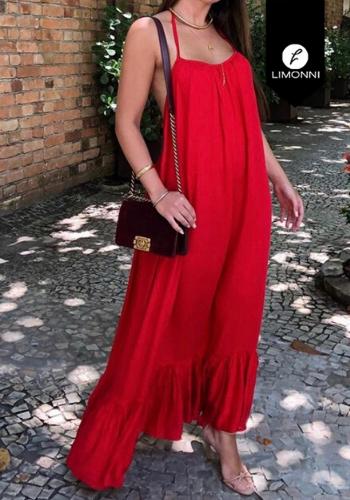 Vestidos para mujer Limonni Visionary LI3125 Maxidress