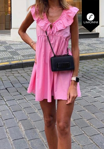 Vestidos para mujer Limonni Visionary LI3126 Cortos Casuales
