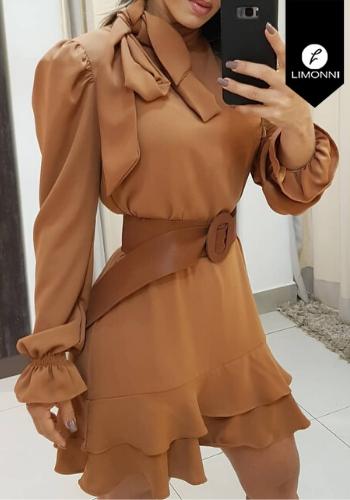 Vestidos para mujer Limonni Visionary LI3127 Cortos elegantes