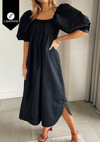 Vestidos para mujer Limonni Visionary LI3131 Maxidress