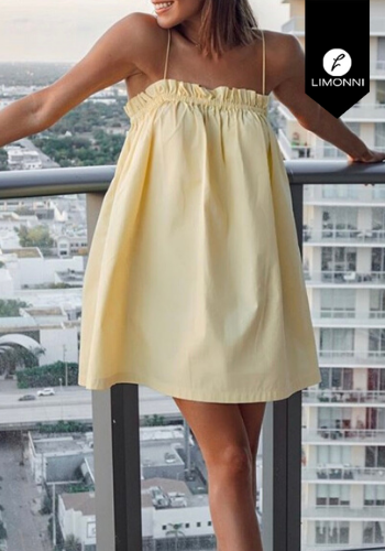 Vestidos para mujer Limonni Visionary LI3132 Cortos Casuales
