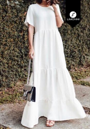 Vestidos para mujer Limonni Visionary LI3134 Maxidress