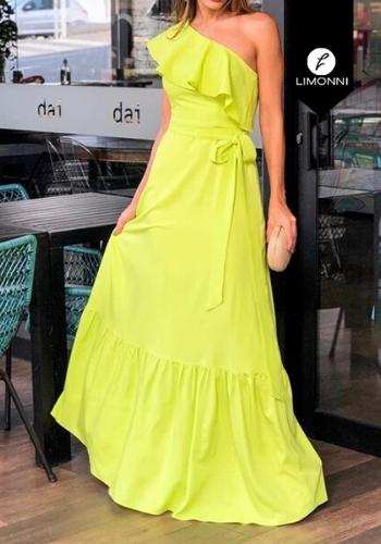 Vestidos para mujer Limonni Visionary LI3143 Maxidress