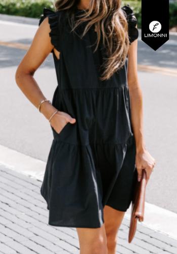 Vestidos para mujer Limonni Visionary LI3150 Cortos Casuales