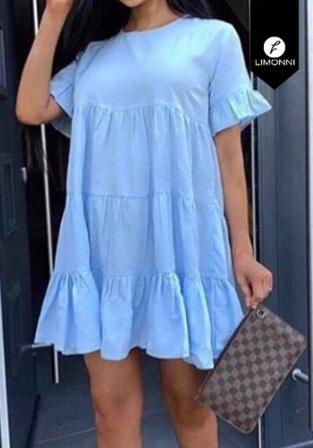 Vestidos para mujer Limonni Visionary LI3151 Cortos Casuales