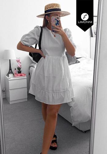Vestidos para mujer Limonni Visionary LI3161 Cortos Casuales