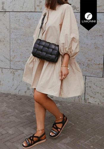 Vestidos para mujer Limonni Visionary LI3162 Cortos Casuales
