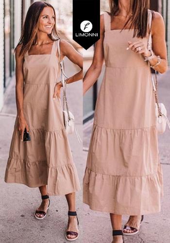 Vestidos para mujer Limonni Visionary LI3165 Maxidress