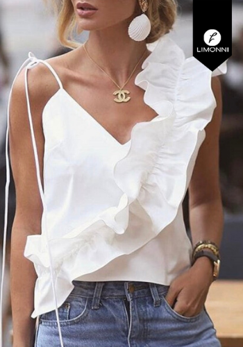 Blusas para mujer Limonni Visionary LI3170 Casuales