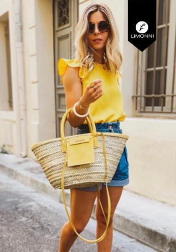 Blusas para mujer Limonni Visionary LI3171 Casuales
