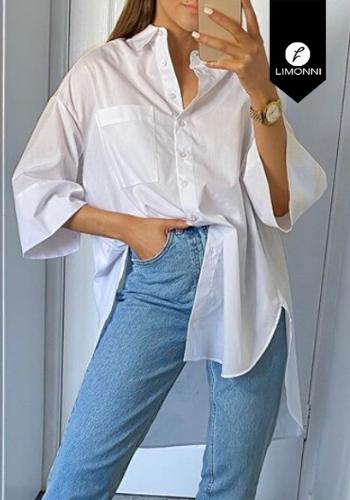 Blusas para mujer Limonni Visionary LI3175 Camiseras
