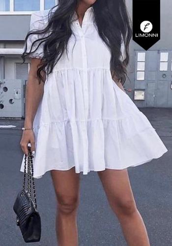 Vestidos para mujer Limonni Visionary LI3188 Cortos Casuales