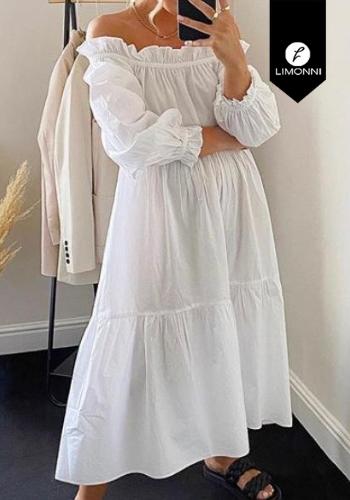 Vestidos para mujer Limonni Visionary LI3190 Maxidress