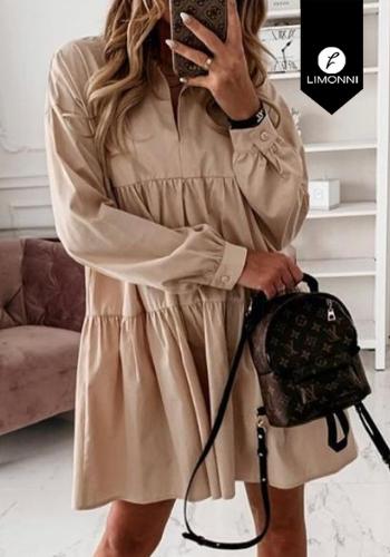 Vestidos para mujer Limonni Visionary LI3191 Cortos Casuales