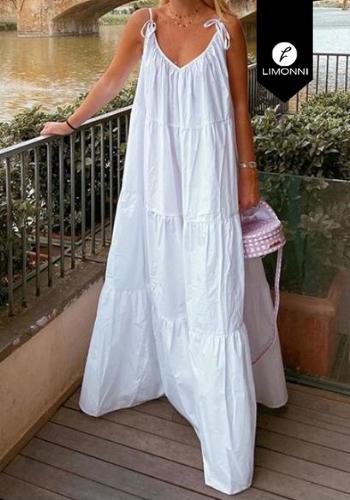 Vestidos para mujer Limonni Visionary LI3194 Maxidress