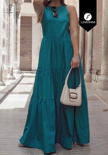 Vestidos para mujer Limonni Visionary LI3195 Maxidress