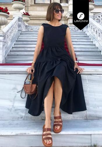 Vestidos para mujer Limonni Visionary LI3198 Maxidress