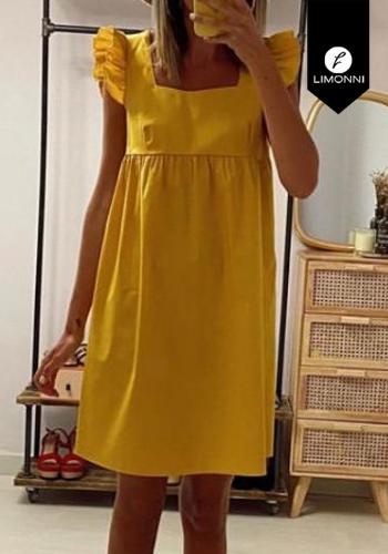 Vestidos para mujer Limonni Visionary LI3200 Cortos Casuales