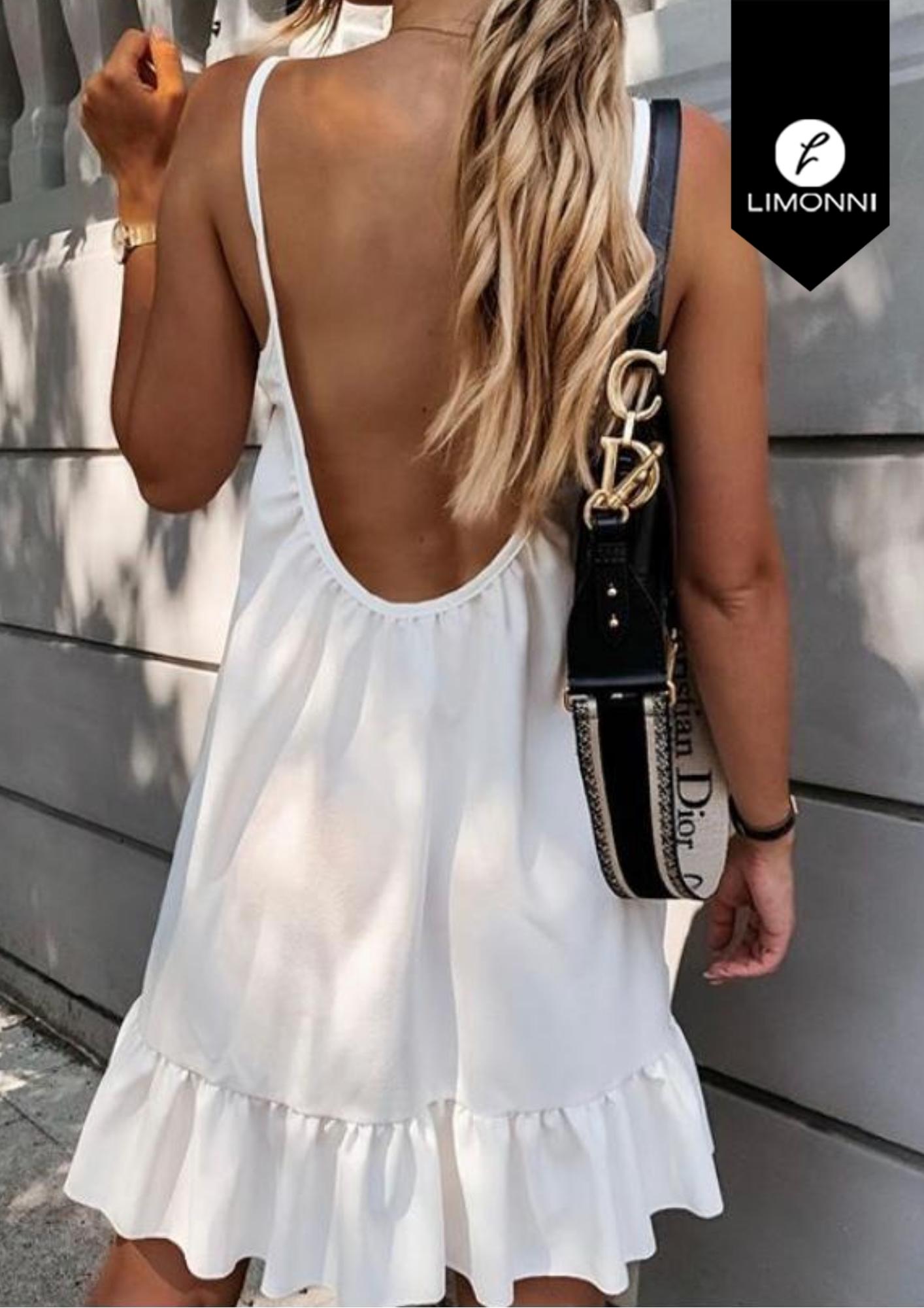 Vestidos para mujer Limonni Visionary LI3212 Cortos Casuales