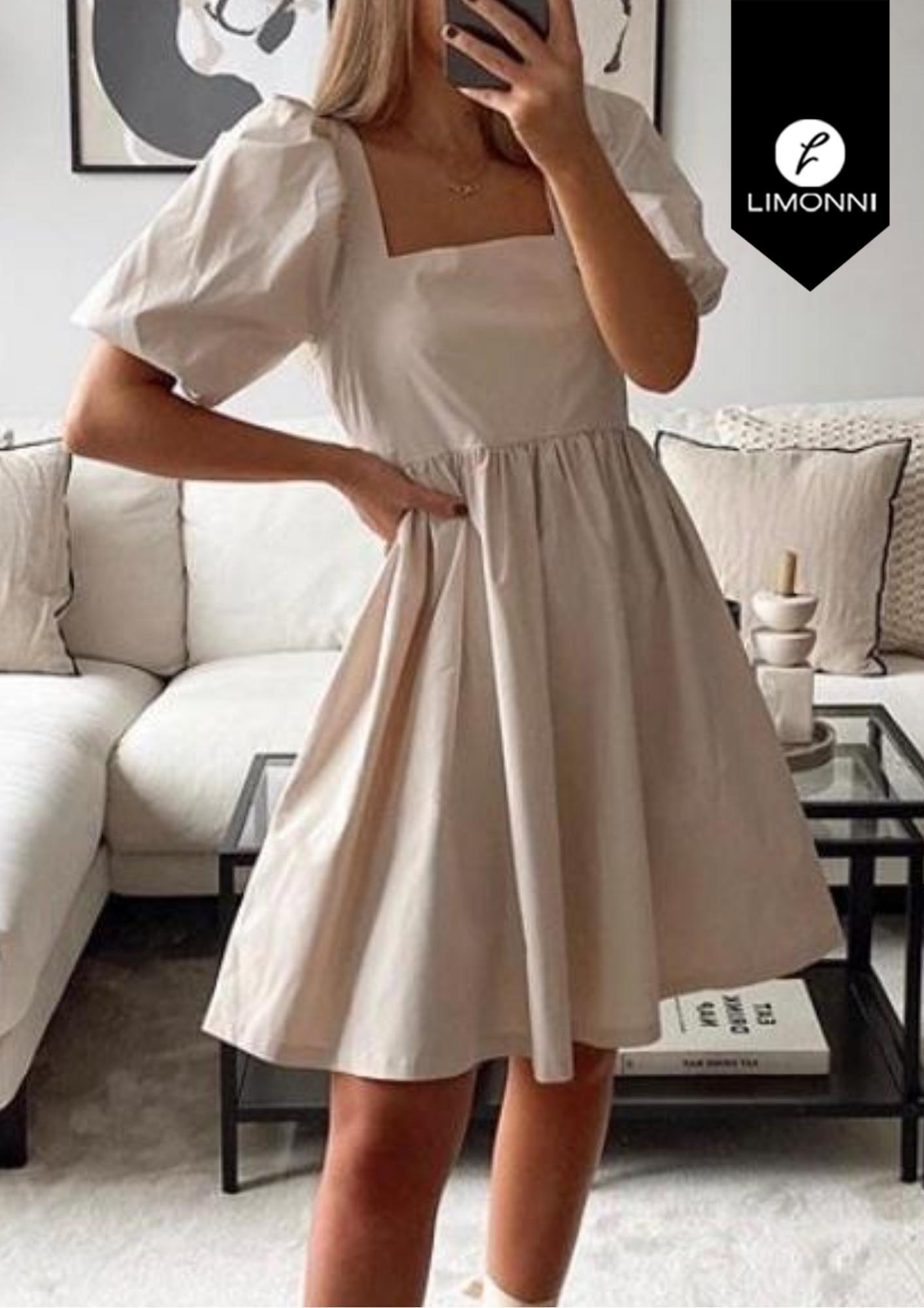 Vestidos para mujer Limonni Visionary LI3213 Cortos Casuales
