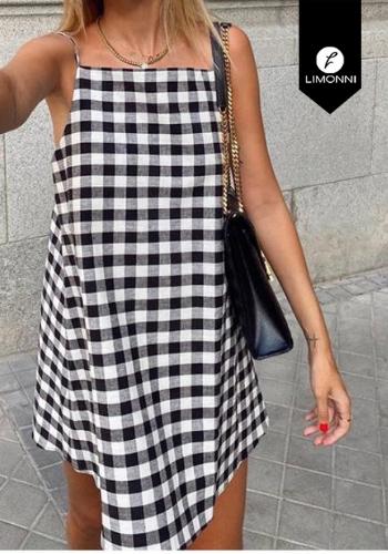 Vestidos para mujer Limonni Visionary LI3218 Cortos Casuales