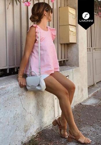 Blusas para mujer Limonni Visionary LI3219 Casuales