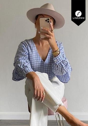Blusas para mujer Limonni Visionary LI3220 Casuales