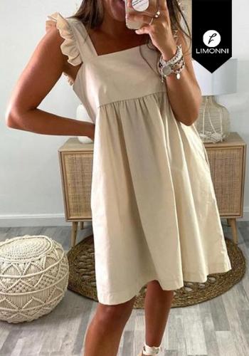 Vestidos para mujer Limonni Visionary LI3222 Cortos Casuales