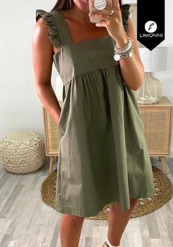Vestidos para mujer Limonni Visionary LI3224 Cortos Casuales
