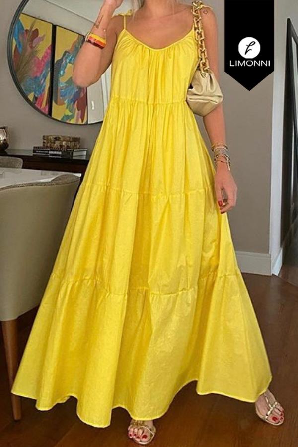 Vestidos para mujer Limonni Visionary LI3244 Maxidress