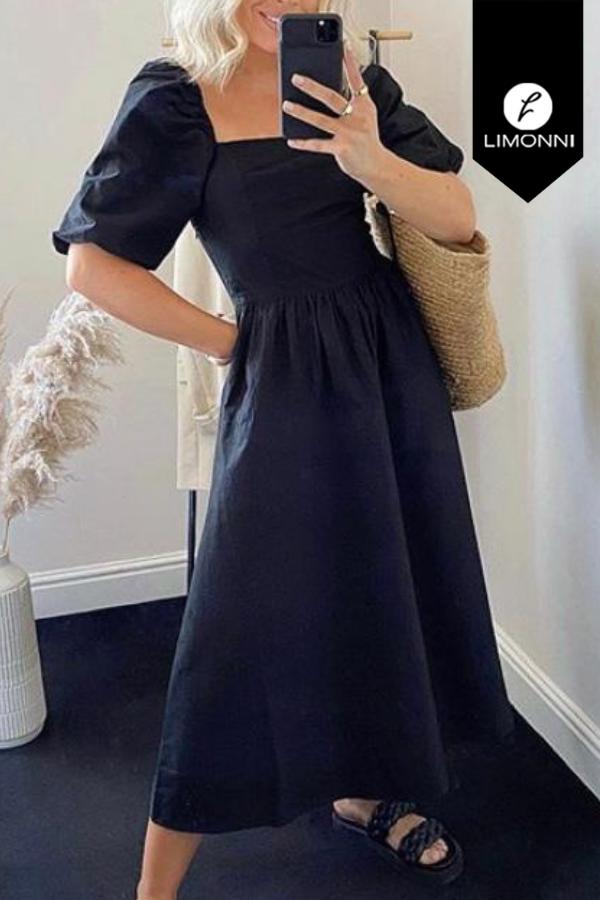 Vestidos para mujer Limonni Visionary LI3247 Maxidress
