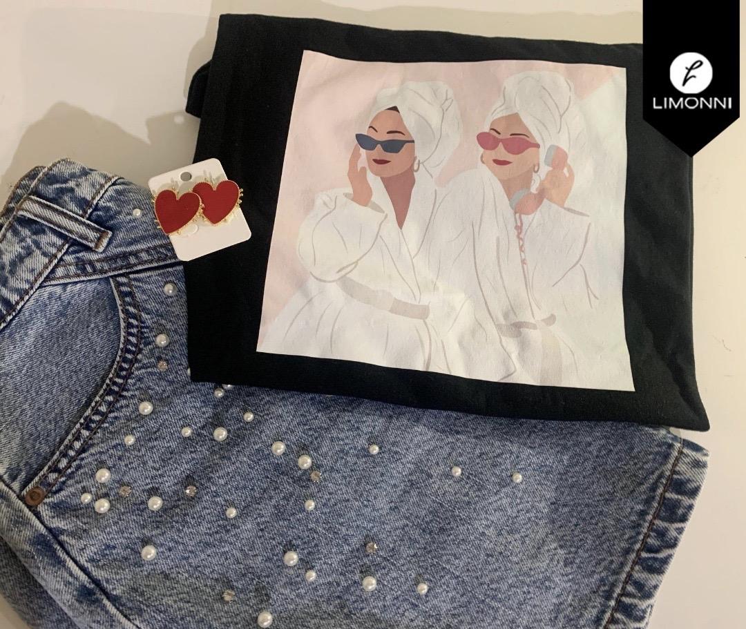 Camisetas Limonni Visionary LI3282 Ilustraciones