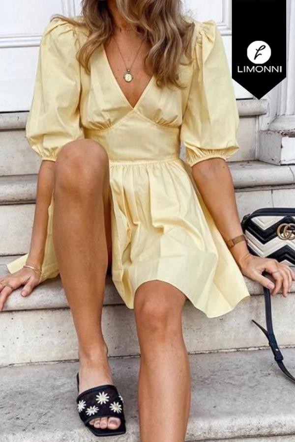 Vestidos para mujer Limonni Visionary LI3287 Cortos Casuales