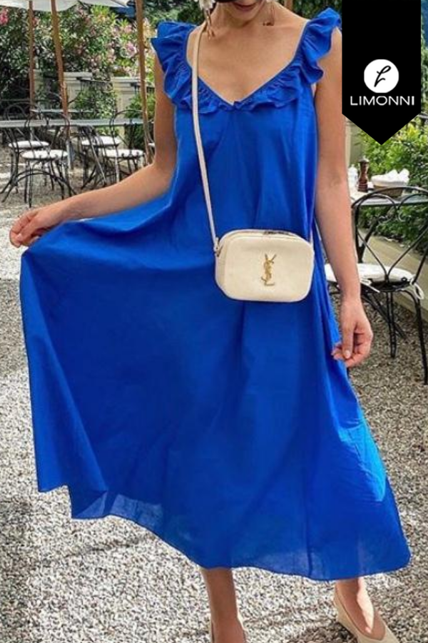 Vestidos para mujer Limonni Visionary LI3290 Maxidress